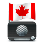 Radio Player Canada: Internet Radio Player App for pc logo