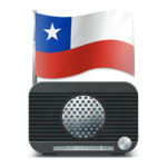 Radio Chile: Online Radio, FM Radio and AM Radio icon