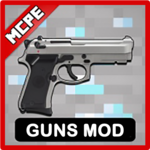 GUNS mod for Minecraft PE icon