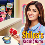 Kitchen Tycoon : Shilpa Shetty - Cooking Game for pc logo