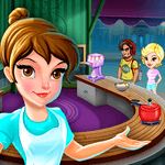 Kitchen Story : Cooking Game for pc logo
