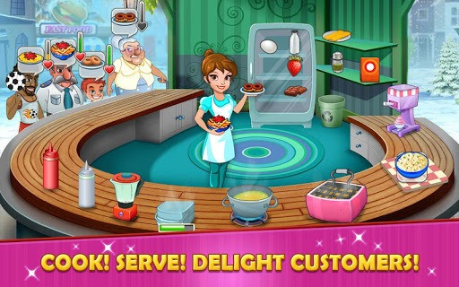 Kitchen Story : Cooking Game pc screenshot 1