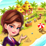 Resort Tycoon - Hotel Simulation Game icon