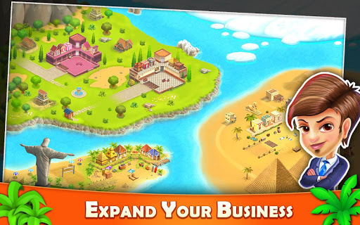 Resort Tycoon - Hotel Simulation Game pc screenshot 1