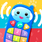 Baby Phone. Kids Game for pc logo