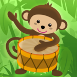 Baby musical instruments for pc logo