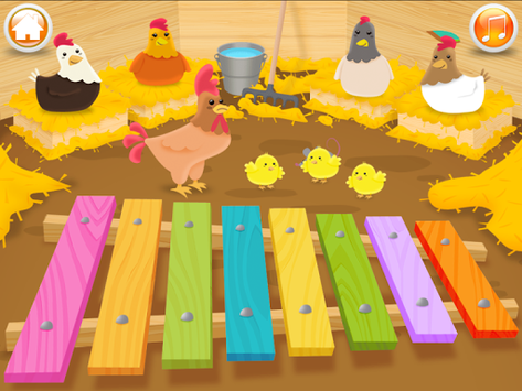 Baby musical instruments pc screenshot 2