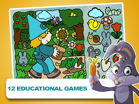Educational games for kids pc screenshot 1