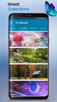 3D Wallpapers Backgrounds HD pc screenshot 1