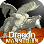Dragon Mannequin icon