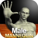Male Mannequin icon