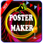 Poster Maker and Advertisement Banner Designer icon