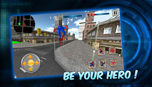 Spider SuperHero VS Incredible Monster City Battle pc screenshot 1