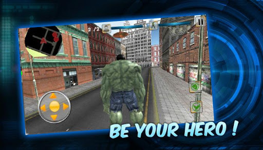 Spider SuperHero VS Incredible Monster City Battle pc screenshot 2