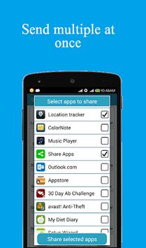 Share apps PC screenshot 3