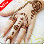 Arabic Simple Mehndi Design Collection icon