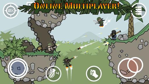 Doodle Army 2 : Mini Militia pc screenshot 1