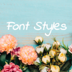 Font Styles icon