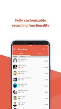 Call Recorder Free pc screenshot 1
