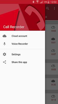 Automatic Call Recorder pc screenshot 2