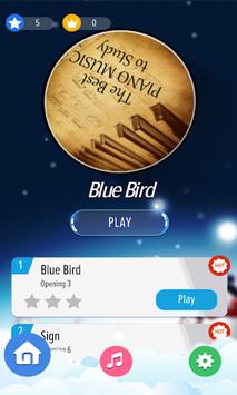 Piano Tap - Naruto Shippuden pc screenshot 1
