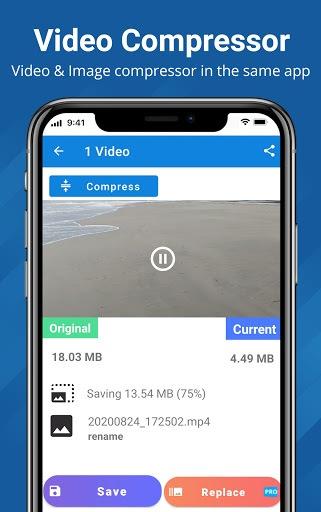 Video & Image compressor - reduce size & compress PC screenshot 2