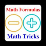 Math Formulas - Math Tricks icon