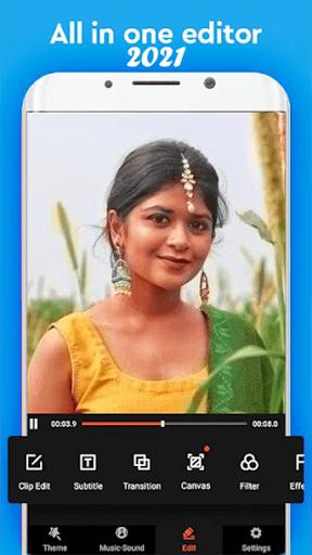 Video Star⭐ 2021 - Editor video pc screenshot 1