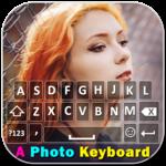 A Photo Keyboard - Change keyboard Themes icon
