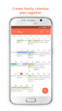Family Shared Calendar: FamCal pc screenshot 2