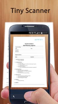 Tiny Scanner - PDF Scanner App pc screenshot 1