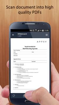 Tiny Scanner - PDF Scanner App pc screenshot 2