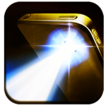 Golden Flashlight icon