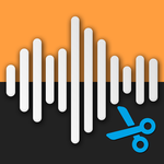 Audio MP3 Cutter Mix Converter and Ringtone Maker icon