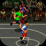 3V3 Basketball game for pc logo