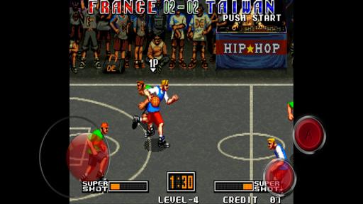 3V3 Basketball game pc screenshot 2