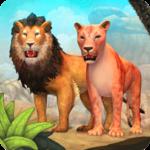 Lion Family Sim Online icon