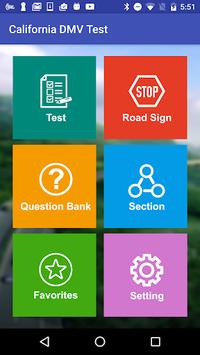 California DMV Practice Test 2018 pc screenshot 1