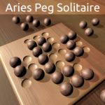 Aries Peg Solitaire icon
