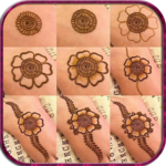 henna tutorial icon