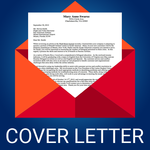 Cover Letter Maker for Resume CV Templates app icon