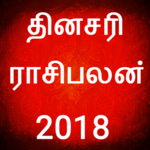 Today Rasi palan 2019 in Tamil Rasipalan Horoscope for pc logo