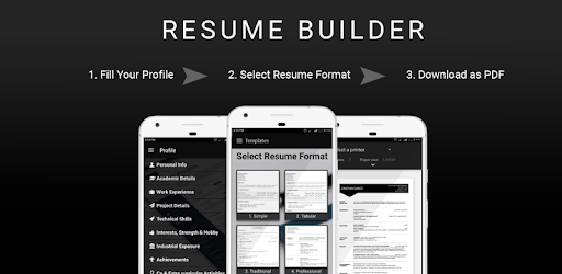 resume builder free cv maker templates formats app for pc