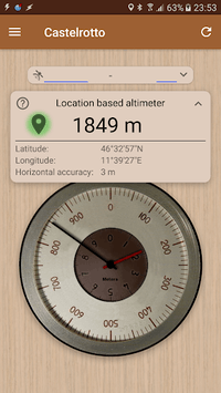 Accurate Altimeter pc screenshot 1