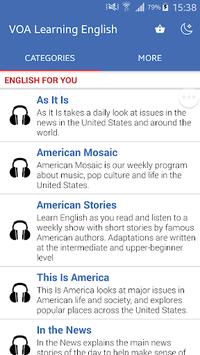 American English Listening pc screenshot 1