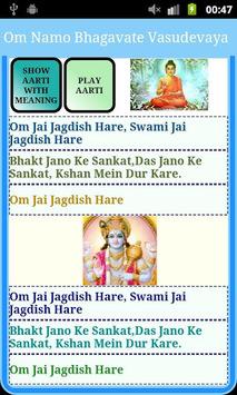 Vishnu Aarti - Om Jai Jagdish pc screenshot 1