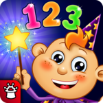 Magic Counting 4 Toddlers Writing Numbers for Kids icon