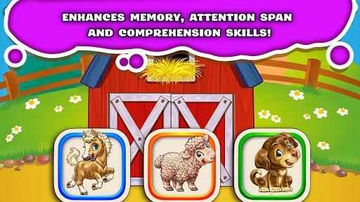 Peekaboo! Baby Smart Games for Kids! Learn animals pc screenshot 2