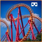 Rollercoaster VR Simulator: Cardboard Crazy Rider icon