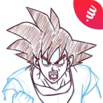 WeDraw - How to Draw Anime & Cartoon icon